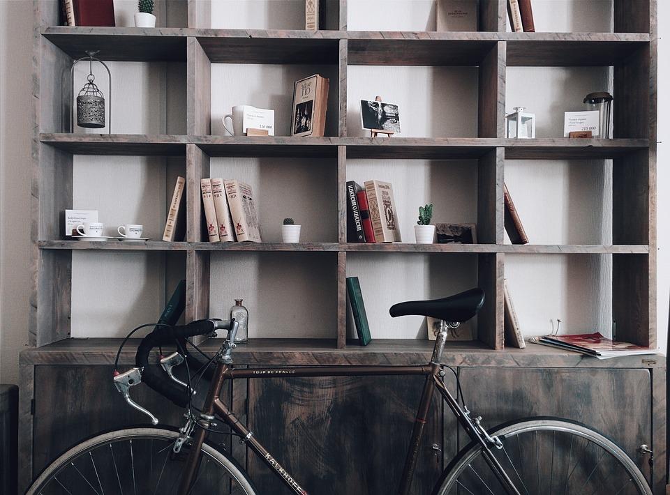 Aproveita ao máximo o espaço de sua casa