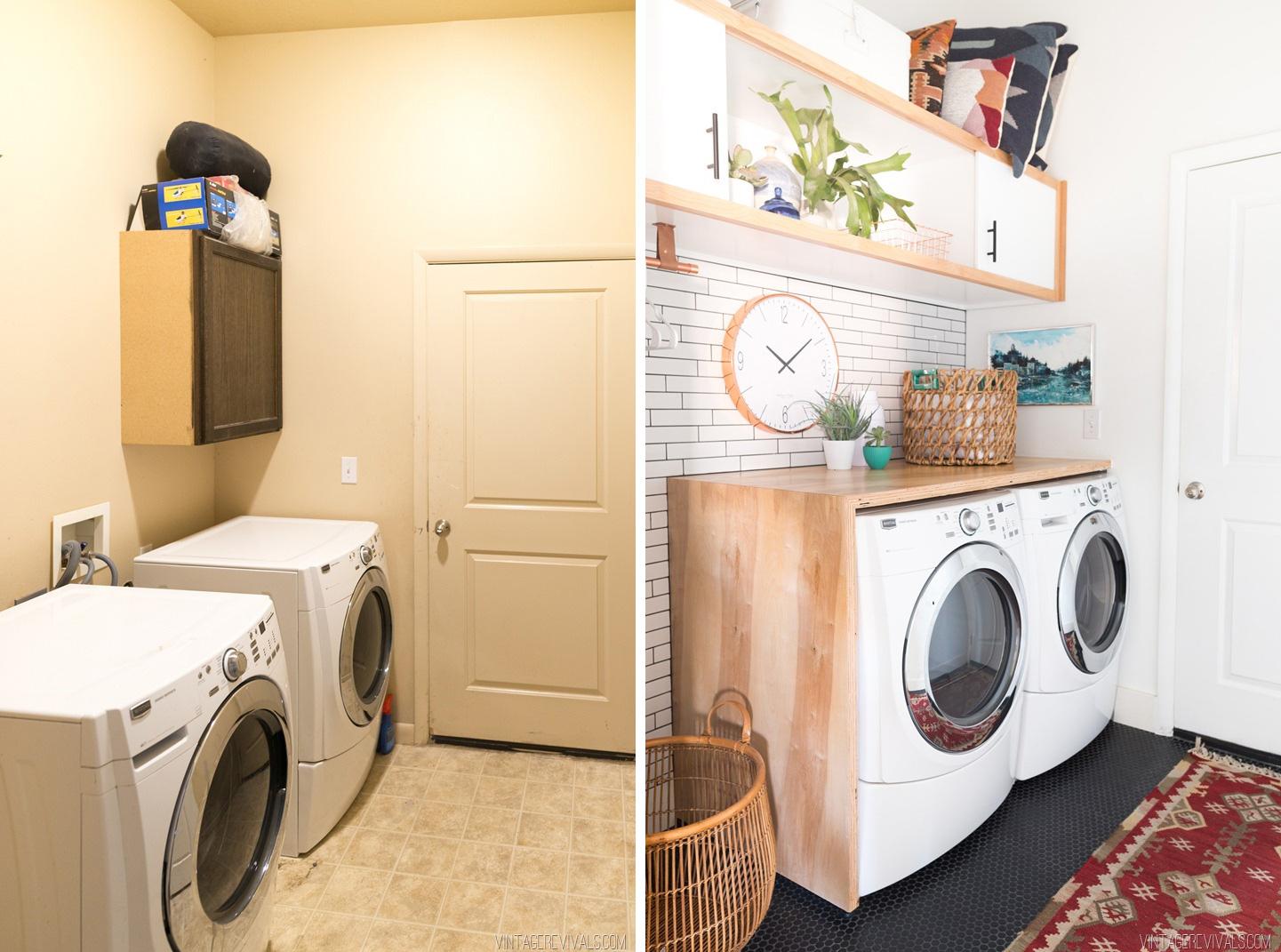 Dicas para sua zona de lavandaria