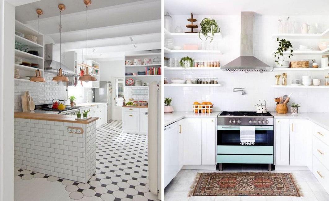 Obtenha a cozinha dos seus sonhos