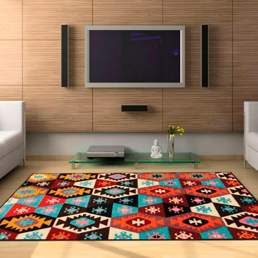 tapete que combine com o sofá